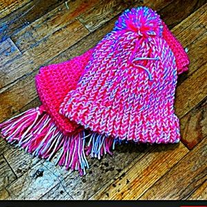 💟 WINTER HAT AND SCARF SET 💟
